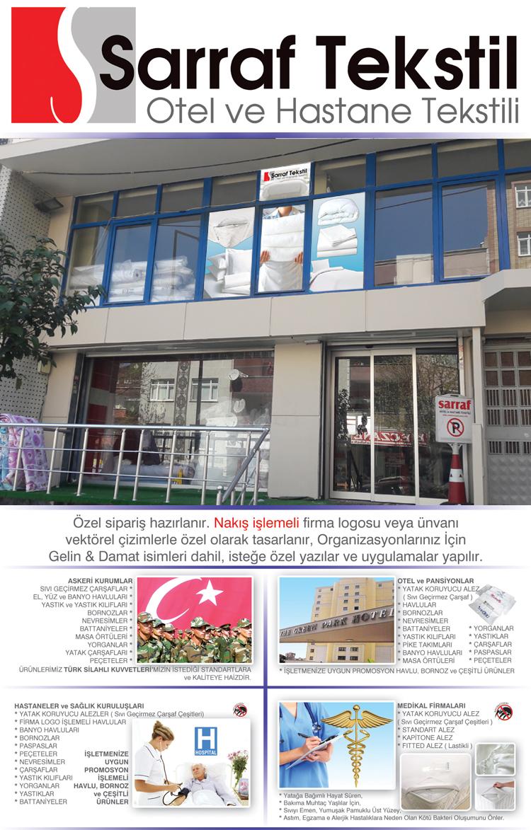 Otel Tekstili | Hastane Tekstili