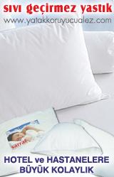 Sıvı Geçirmez Yastık | Alez Yastık